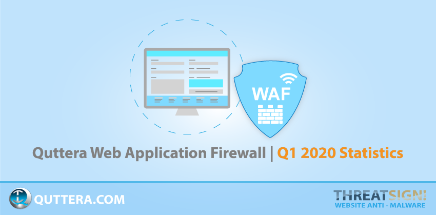 Q1 2020 Quttera Web Application Firewall Statistics | Quttera blog