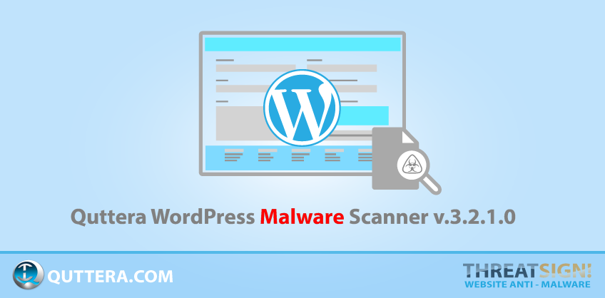 Quttera WordPress Malware Scanner v.3.2.1.0 | Quttera blog