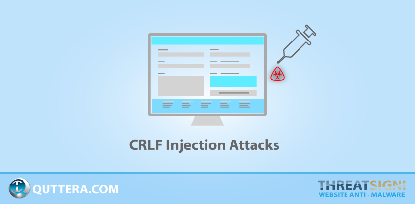 CRLF Injection Attacks | Quttera blog