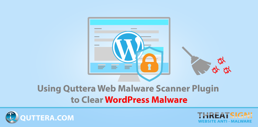Using Quttera Web Malware Scanner Plugin to Clear WordPress Malware | Quttera