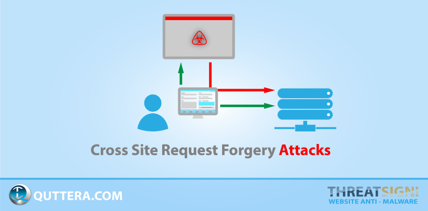 Cross Site Request Forgery Attacks | Quttera blog
